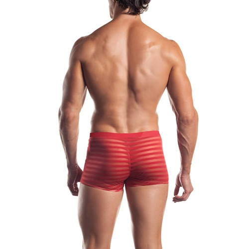 Striped Mesh Boxer - EE02