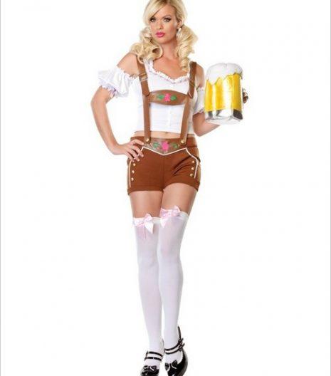 Miss Lederhosen Costume