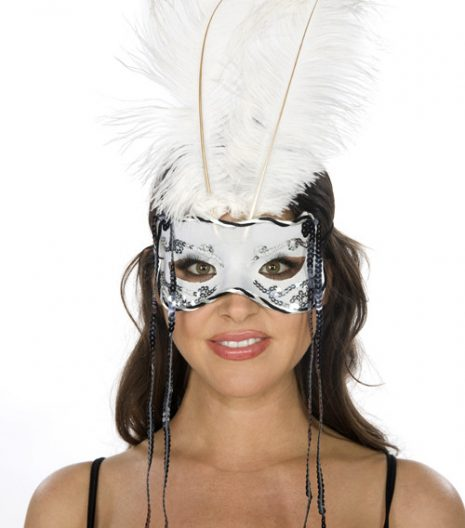 Feather Mask Item#: BW05M06