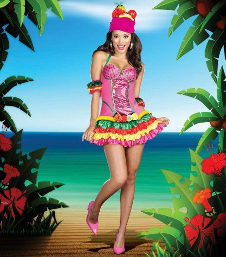 Dreamgirl Juanna Banana 8138
