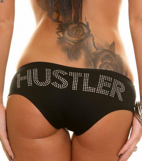 Hustler - Bling Booty Short - HUSTLER