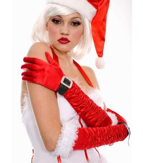 Christmas Santa Gloves