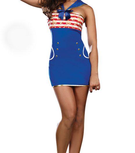 Ridin' Waves Sailor costume