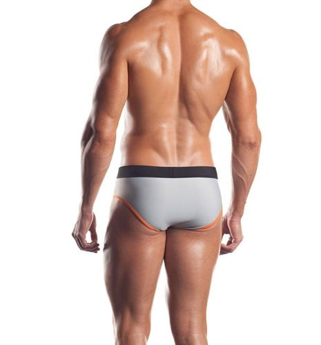 Contrast Cotton Blend Brief - EP09