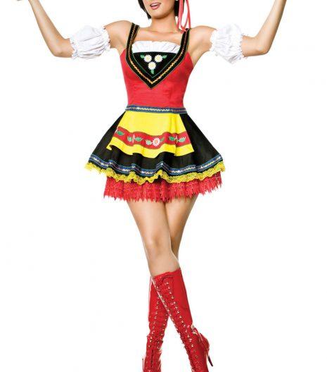 Swedish Sweetie  Beer Maid Costume  10247