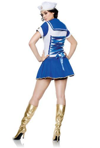 Ship Wrecker  Sailor Costume 10177