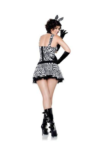Seven Til Midnight: Wild Thing,  4 piece costume 10262