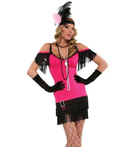 Fierce Flapper Costume 550057