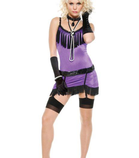 Fantasy Flapper Costume