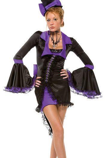 Dark Desire Costume Small/Medium and Medium/Large
