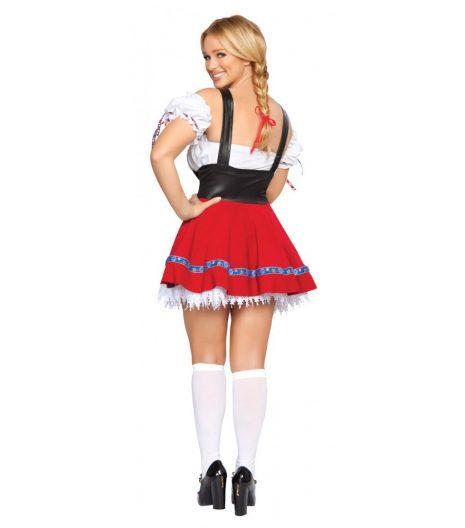 3pc Fraulein Costume