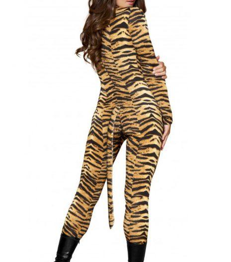 3pc Sassy Tiger Bodysuit