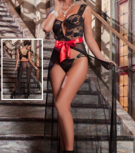 2pc Parisien Ladylove Gown