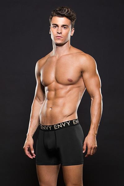 Envy Micro LowRise Logo Elastic Boxer